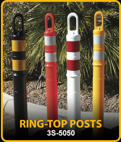New: Ring Top Posts, 3S-5050